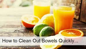 How To Clean Out Bowels Quickly – Easiest Way