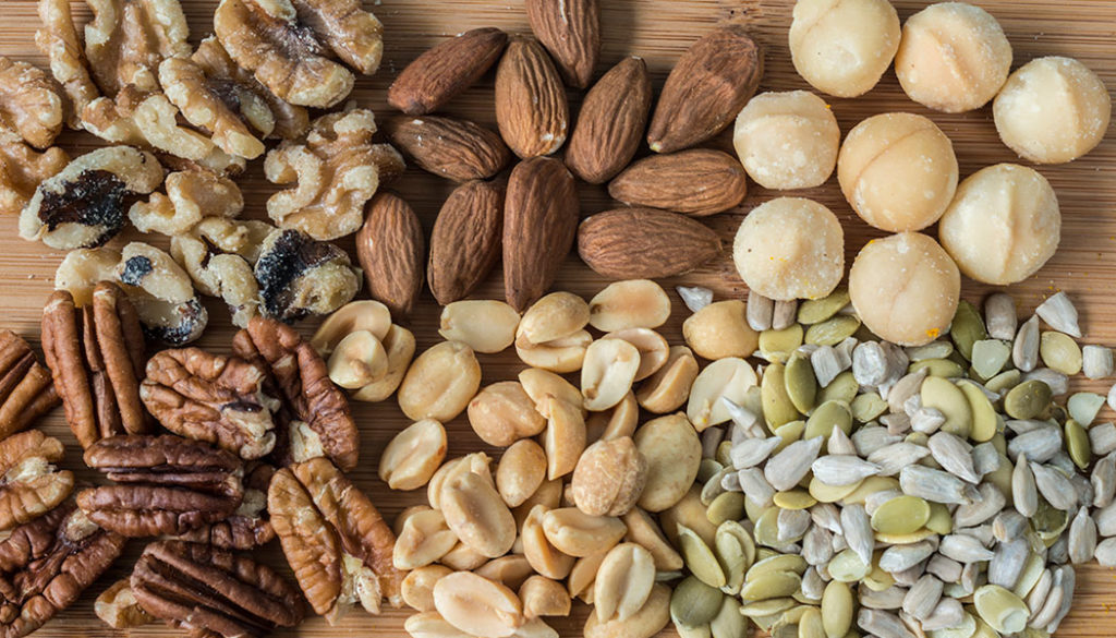Anti-Inflammatory-Food-nuts-and-seeds