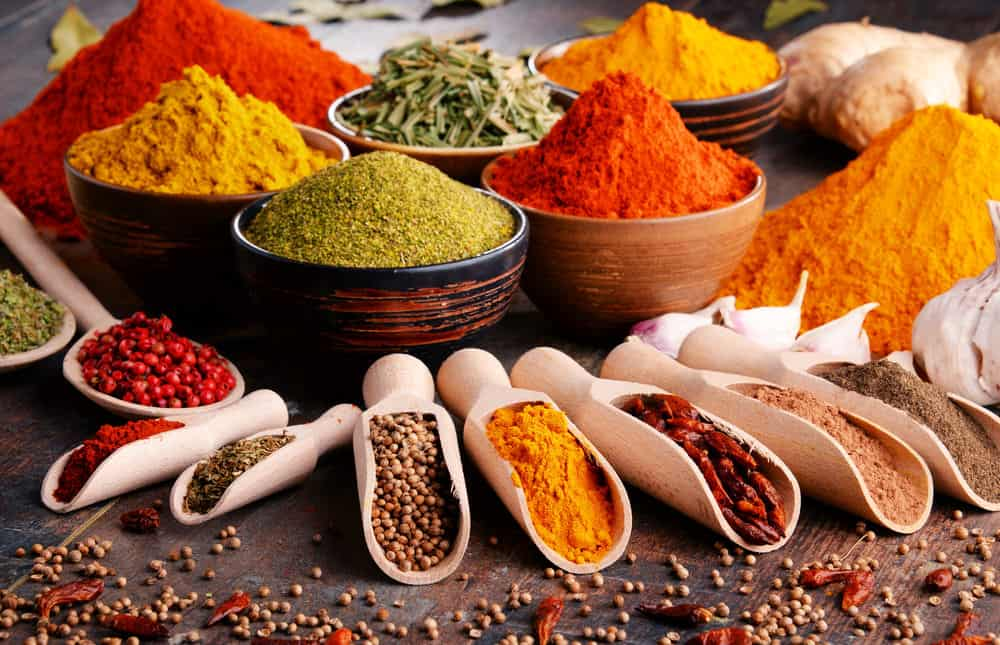 Anti-Inflammatory-Food-spices