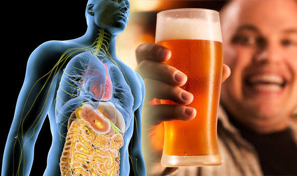 Upper Stomach Pain Immediately After Drinking Alcohol – PANCREATITIS