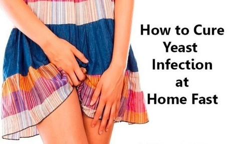 How-To-Cure-A-Yeast-Infection-Or-Candida-At-Home-Fast