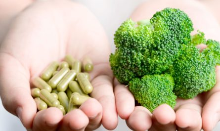 Home Acne Food And Supplements