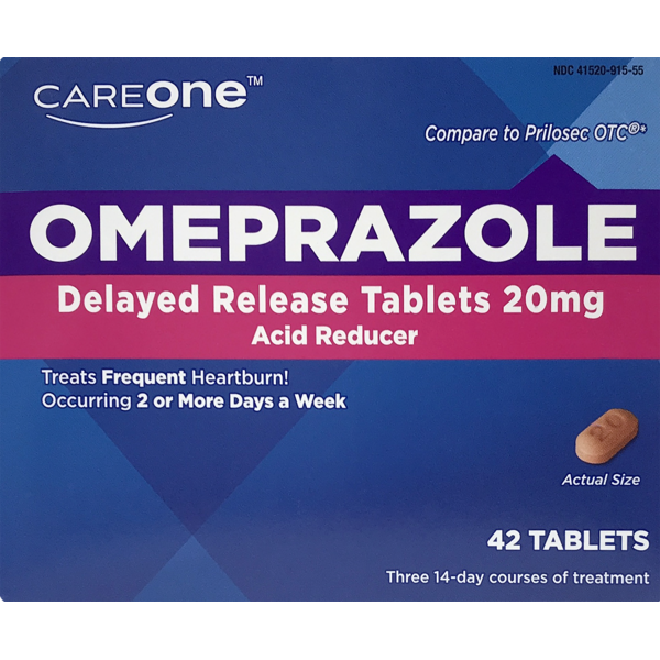 Omeprazole Or Prilosec Uses | Can You Take Ranitidine After Omeprazole
