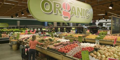 Should You Buy Organic Foods? Levels Of Nutrients On Non-organic Foods.