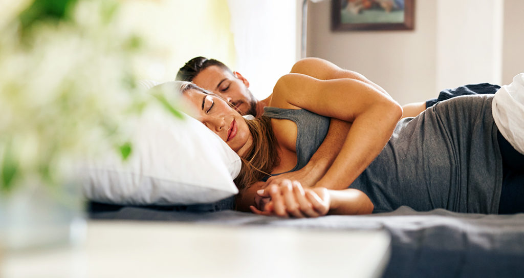 What Happens Spiritually When You Sleep With Someone? Soul Ties