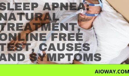 Sleep Apnea: Natural Treatment, Online Free Test, Causes And Symptoms